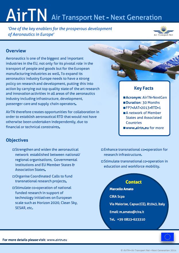 Air Transport Net - Next Generation Flyer - thumbnail