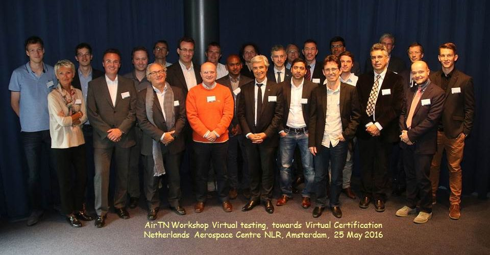AirTN-NextGen Workshop on Virtual testing, towards virtual certification